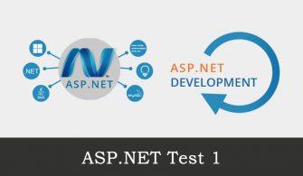 Asp.net Test