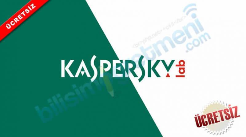 Kaspersky Ücretsiz  Antivirüs Programı