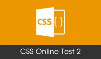 Css Test 2